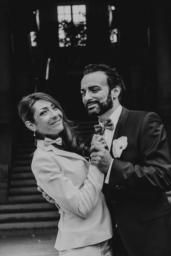 photos mariage Paris