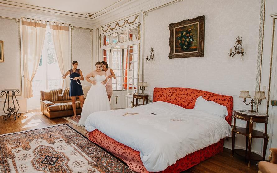 Photographe mariage Brézé