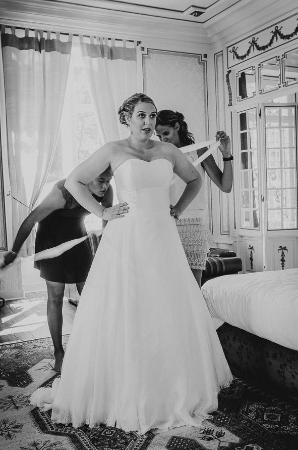 Robe mariée Brézé