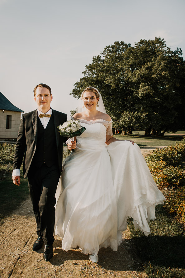 Photographe couple Brézé